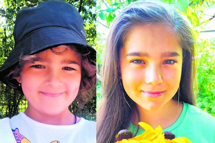 Діти героя Ігоря Упорова: 7-річна Віолетта ніколи не бачила тата, а 12-літня Юля була з ним дуже близька.
