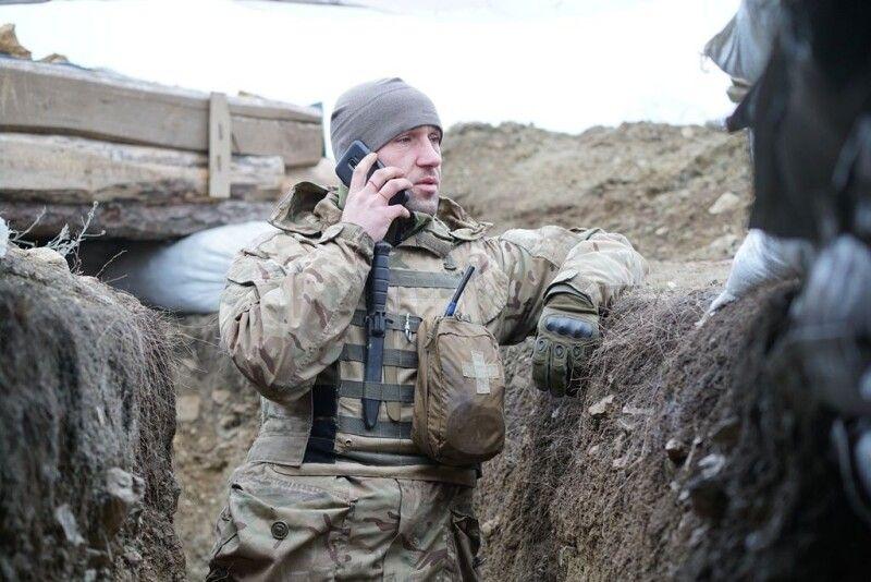 Дмитро Коваленко на війні з 2014-го