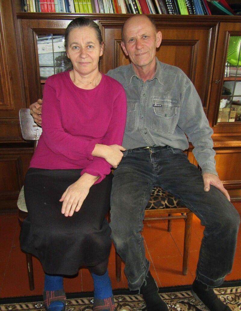 Петро та Галина Матвійчуки зробили Божі заповіді своїм дороговказом у житті.