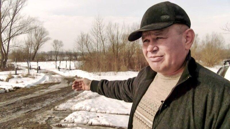 Іван Вознюк роками намагався порозумітися з охоронцями кордону.