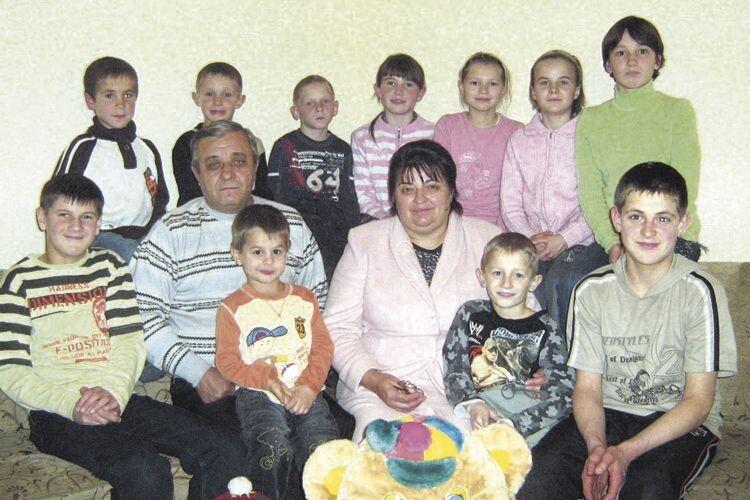 Прийомна родина Лискіних: «Ось таке воно, наше щастя».