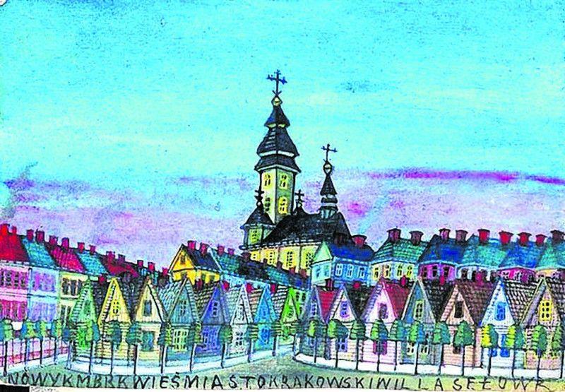 Спадщина дивакуватого митця збагатила і українську, і польську культури.