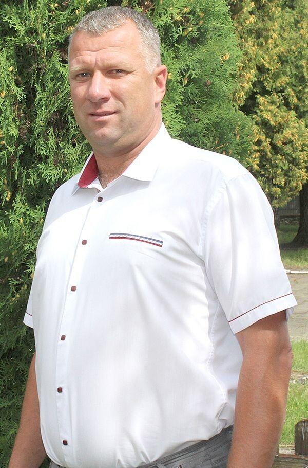 Віталій КАШИК: «Спорт –це здоров'я, а здоров'я –це розвиток та сила нації». Фото з архіву Колодяжненської ОТГ.