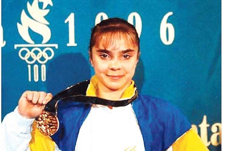 Гімнастика була для Лілії №1 у її житті.