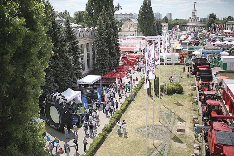 «Агро-2019» — найбільша за розмахом  у Східній Європі господарська виставка.
