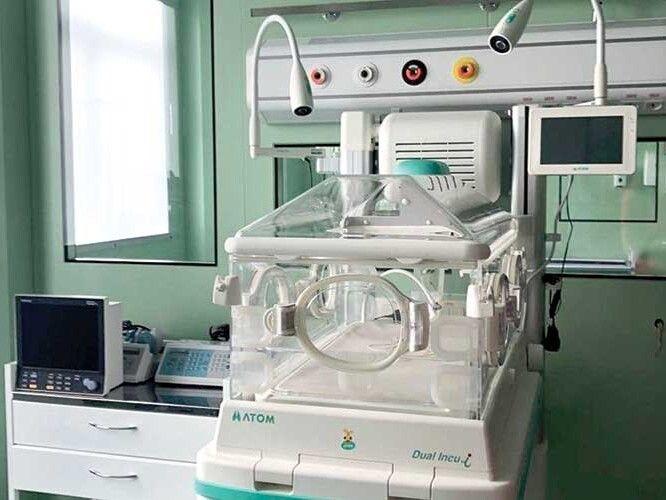 На обладнання перинатального центру з обласного бюджету цьогоріч виділили 16 мільйонів гривень.