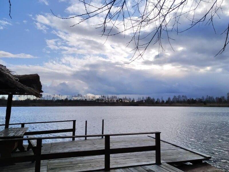 Озеро в Соловичах,Турійський р-н