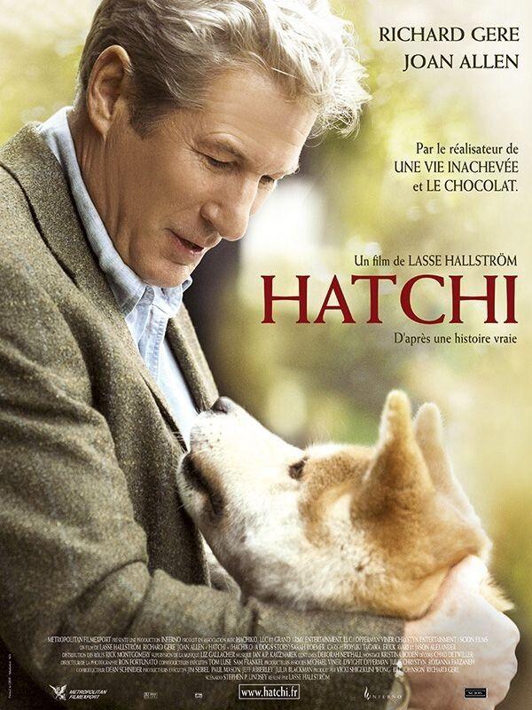 В одній ізекранізованих версій про цього пса— стрічці «Хатіко: найвірніший друг» (2009)— зіграв зірковий Річард Гір. Фільм увійшов досписку 250найкращих вісторії кінематографа.