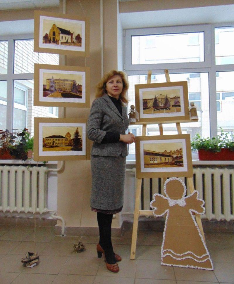 І в Оксани Ходорчук було кавування, а потім — малювання.