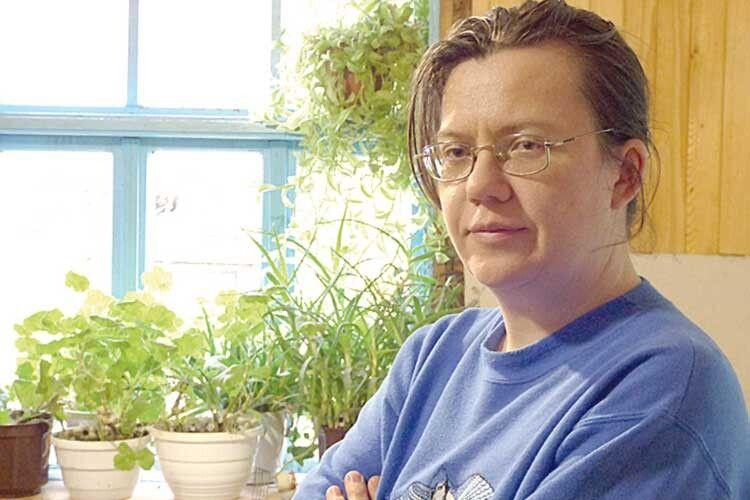 Зоя Петрівна Оксенюк родом з Узбекистану, але за 17 років уже стала полісянкою.
