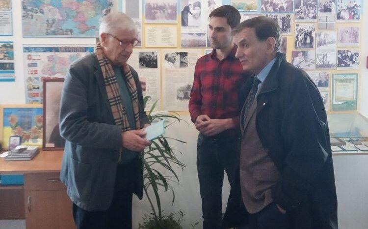 Знаний режисер цікавиться українською історією XX cтоліття.