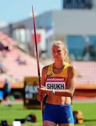 У 19 років Аліна перемогла на Чемпіонаті світу у фінському Тампере. Фото із сайту golos.com.ua.