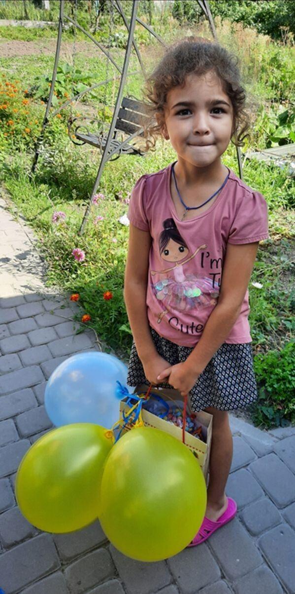 Віолетта Упорова завжди пам'ятатиме,  що ім'я їй вибрав тато.