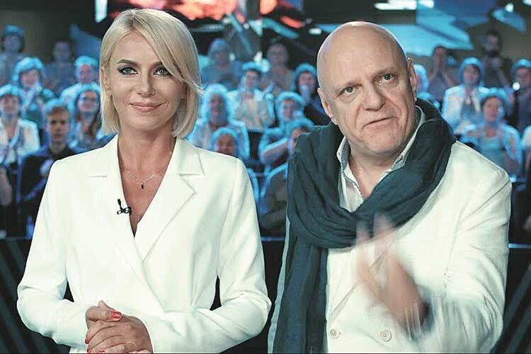 Сьогодні Микола Вересень і Світлана Орловська — обличчя «Прямого каналу».
