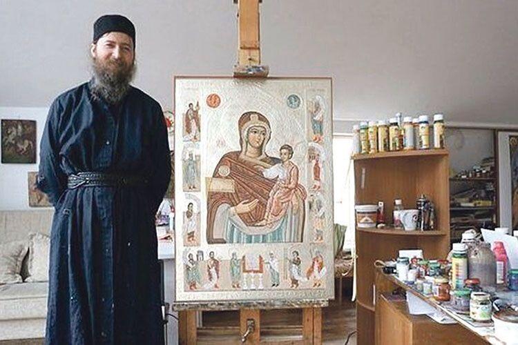 Отець Януарій невтомно працює над реставрацією храму: «Я щасливий, коли комусь потрібен».