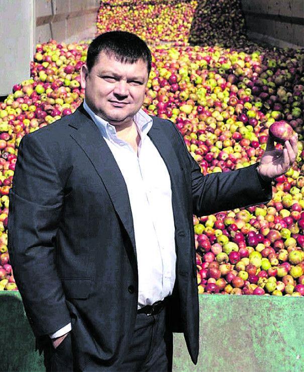 «А у нас — живий і смачнющий Apple!»