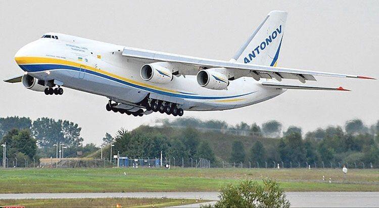 Ан-124 «Руслан» – гордість країни!