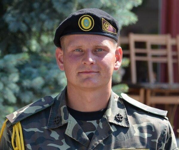 Володимир Гарматій.