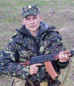 Валерій Янчук загинув 25 серпня 2014 року… Фото twitter.com.