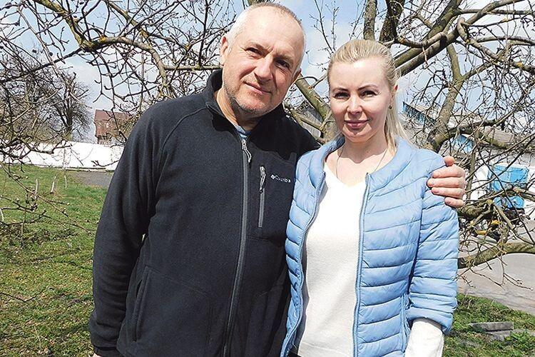 Олександр і Наталія Захарчуки: «Ми дуже дбаємо про імідж підприємства, здобутий нелегкою працею, про свою репутацію».