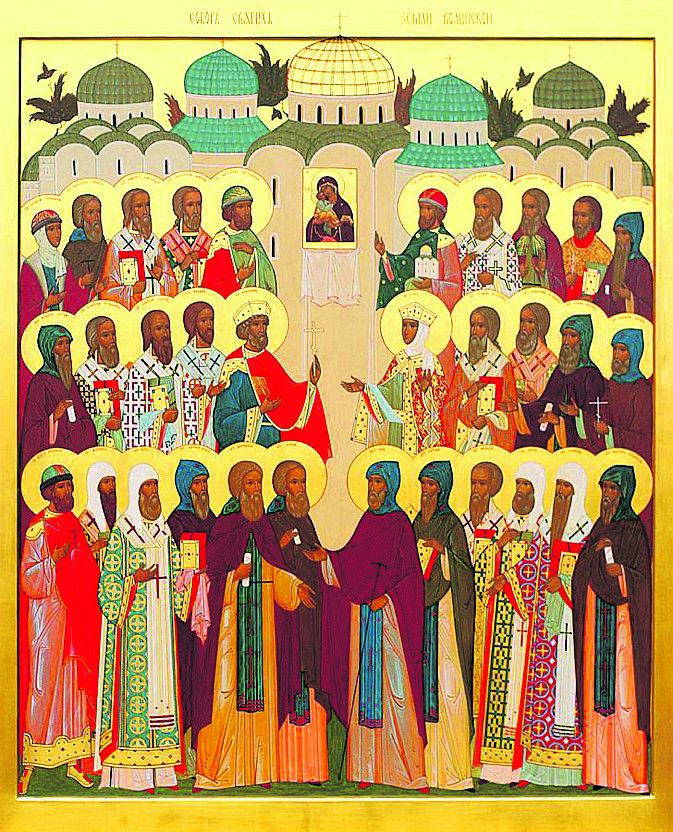 Доля всіх Божих угодників чимось пов'язана з волинським краєм.
