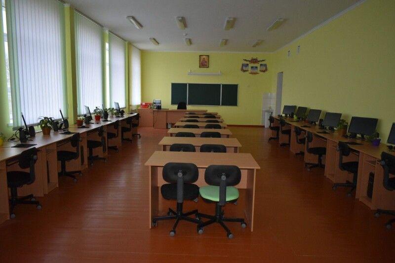 Кабінет інформатики.