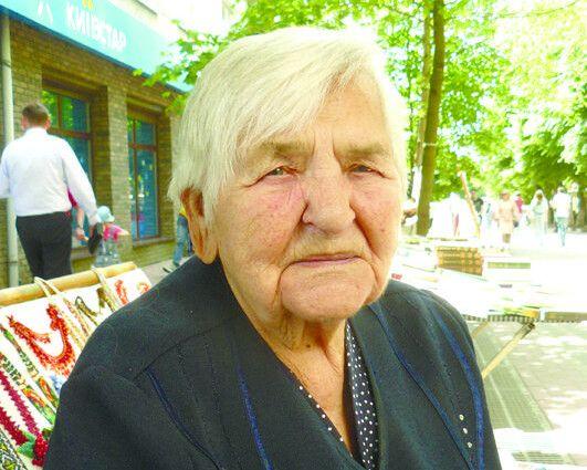 Ольга Якубова ів93роки пам'ятає, якуперше проїхалася зчоловіком найого машині.