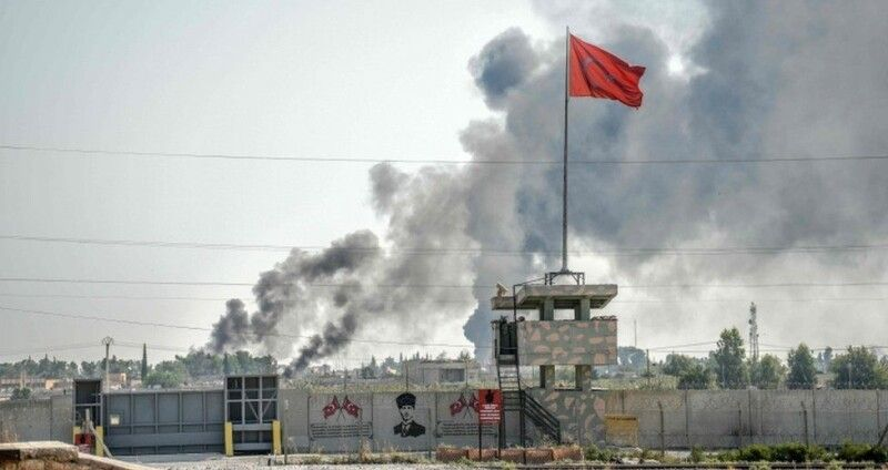 У Сирії знову гаряче…