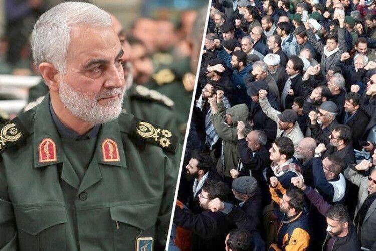 На похороні генерала Сулеймані мільйони скандували: «Смерть Америці!»
