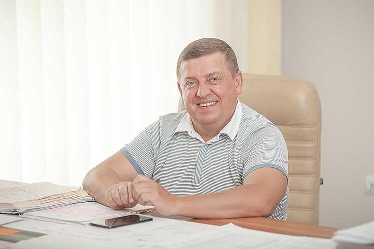 Володимир Кравценюк— волинянин, кандидат  удепутати всписку РПЛ.