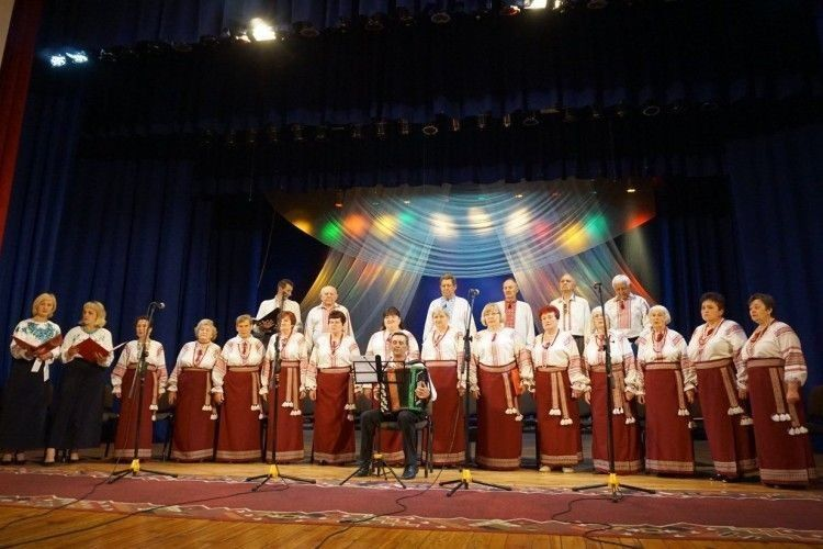 20-річчя «Злагоди». Фото Палац культури Луцька.