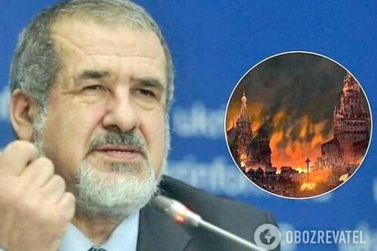 Рефат Чубаров: потролимо московитів разом!