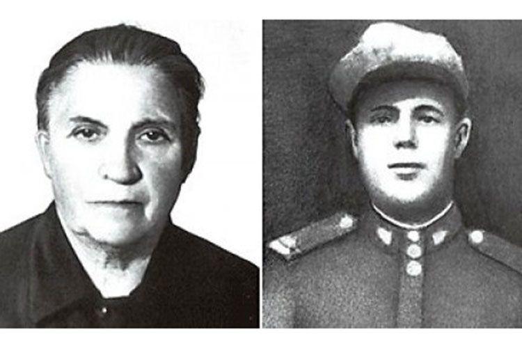 Батьки Леоніда Кравчука: Єфимія Іванівна та Макар Олексійович.