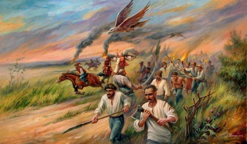 «Коліївщина» Шупляка стала пророцтвом Революції гідності.
