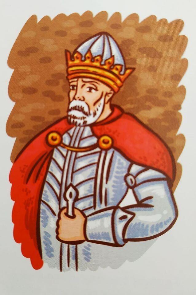 У Луцьку Любарт став християнином.