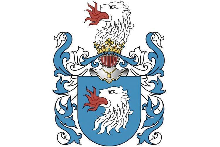 Таким гербом користувалися понад півтори сотні родів.