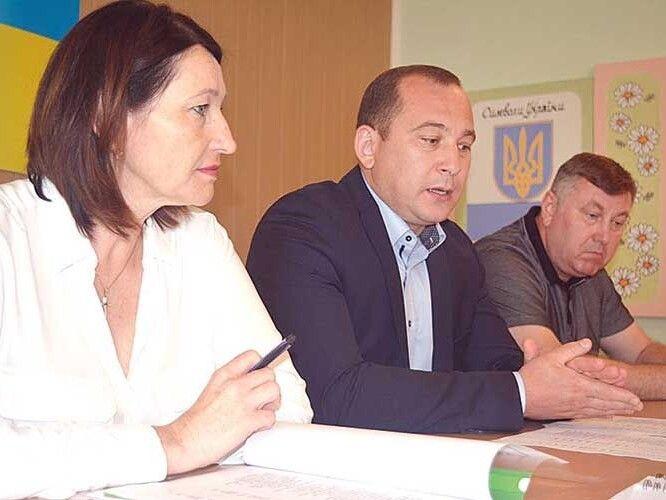 Ірина Констанкевич на зустрічі озвучила намір ініціювати запровадження державної програми підтримки лісогосподарств.