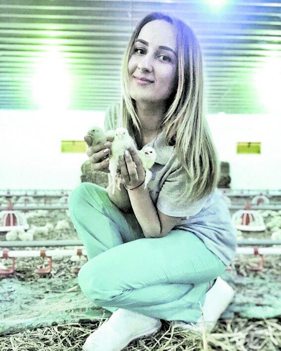 Своїх підопічних Людмила Татушко називає цвіріньчиками.
