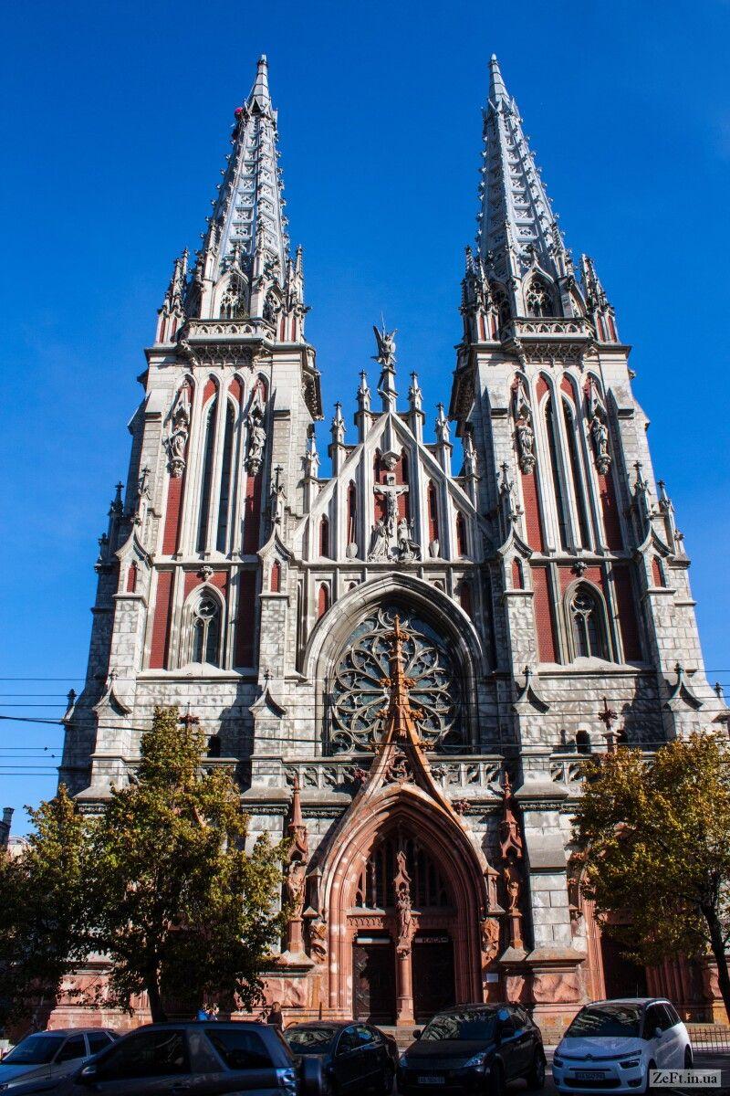 Цей храм – одна з окрас столиці України. Фото із сайту zeft.in.ua.