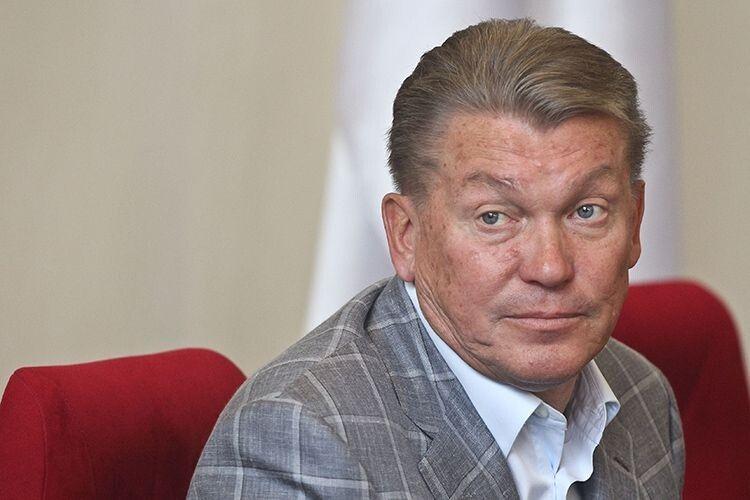 Сподіваємось, грижа більше  не дошкулятиме Олегу Блохіну.