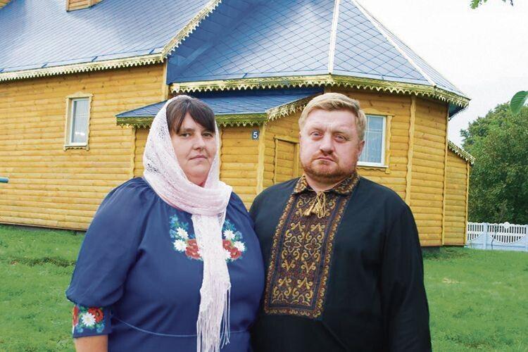 Подружжя вже 22 роки у шлюбі.
