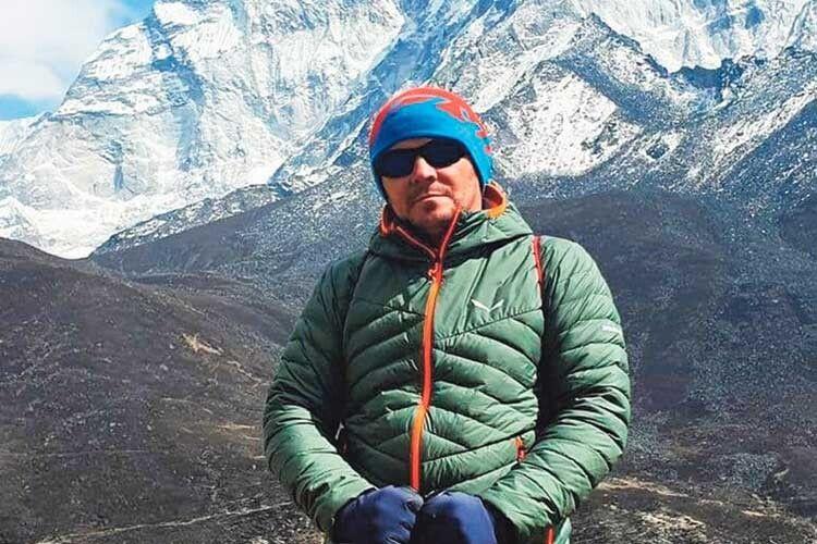 У Непалі волинянин від гірської хвороби не страждав.