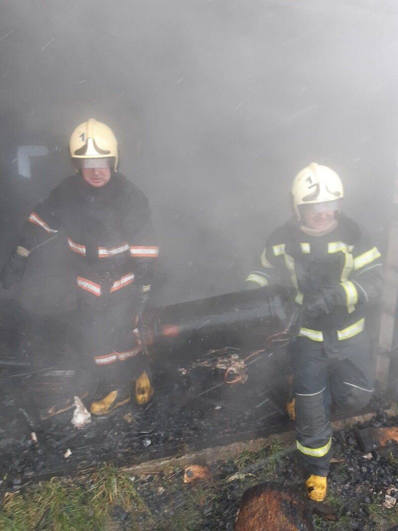 Завдяки професійним і вчасним діям вибуху вдалось уникнути.