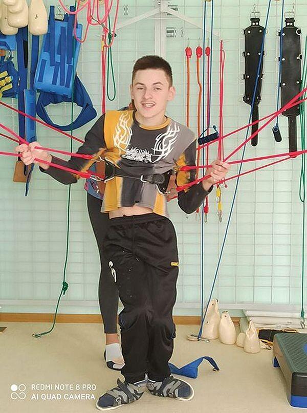 Арсеній Майданець 14 років бореться за своє здоров'я.