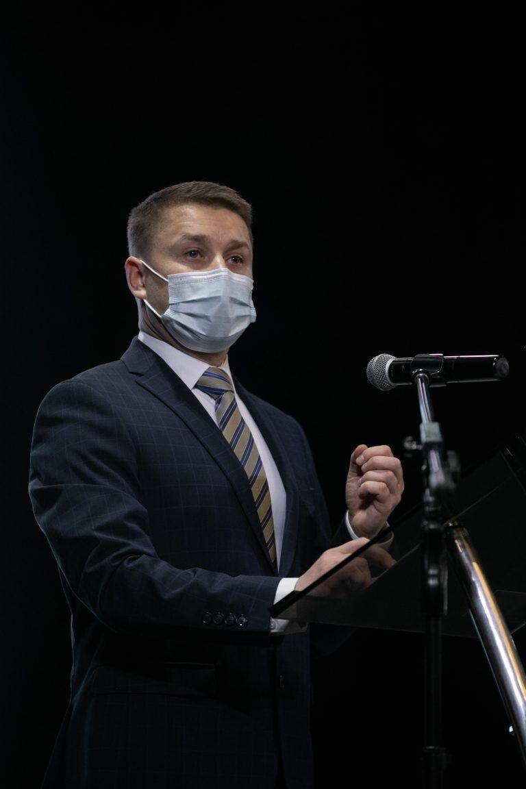 Олександр Третяк.
