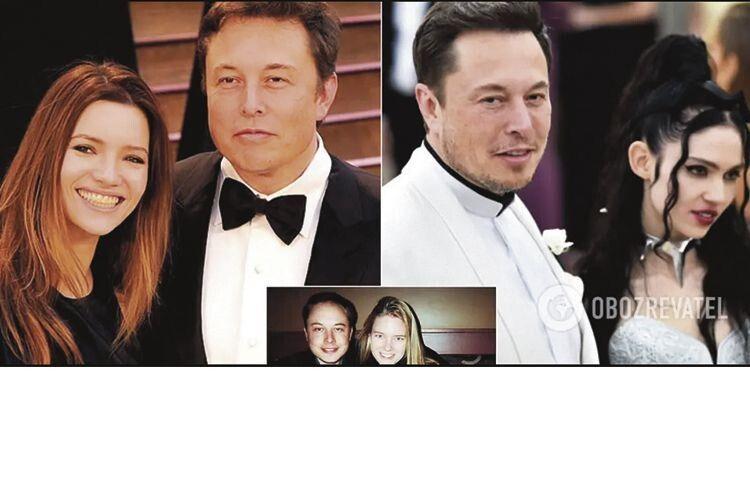 Маск недовго залишався самотнім. Його серце підкорила 22-річна британська актриса Талула Райлі. 49-річний Ілон Маск і 32-річна Граймс відмовляються публічно коментувати свій роман.