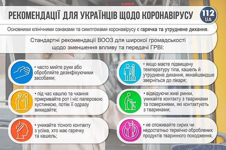 Краще дотримуватися цих рекомендацій, ніж потім думати,  як вилікуватись від небезпечної недуги.