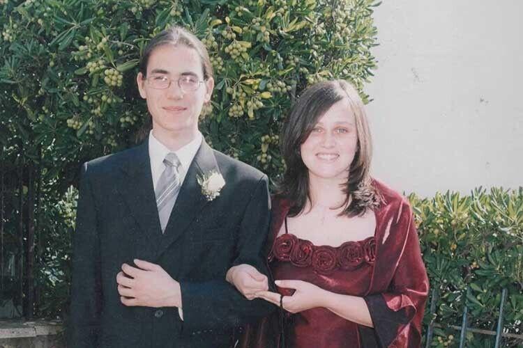 Це фото зроблене свого часу в Італії, коли подружжя Кованських було на весіллі в сестри отця Артема.