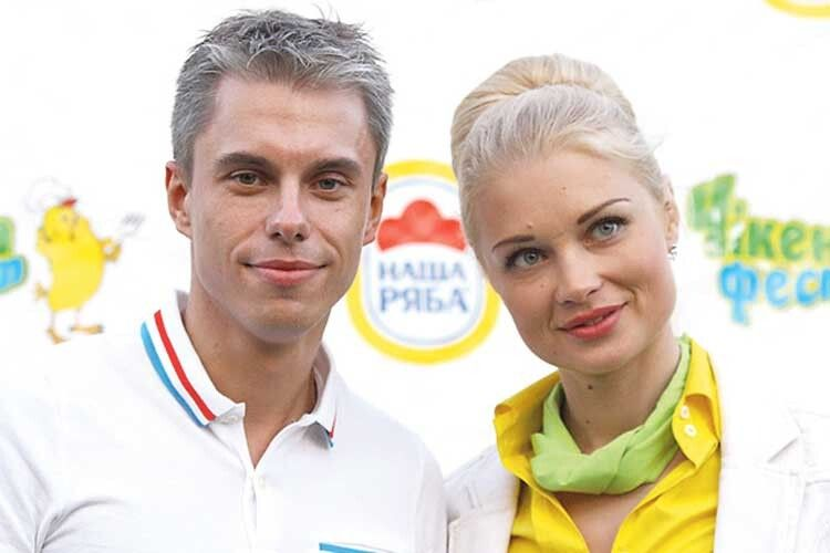Плід кохання з Андрієм Доманським — донька Василина.