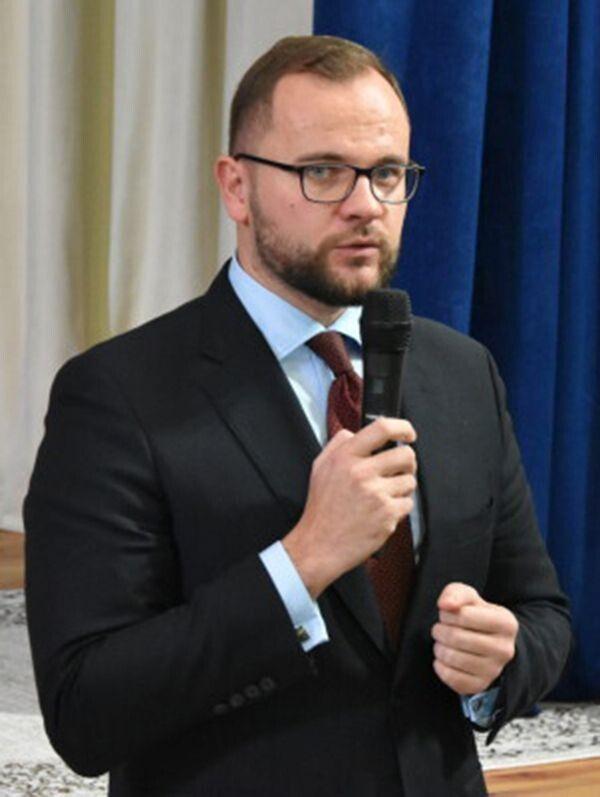 Ігор Поліщук - головний експерт  від влади у царині мистецької освіти Луцька.